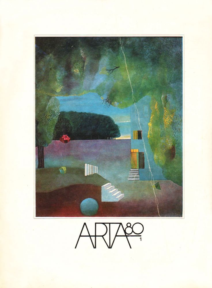Arta nr 1, 1980