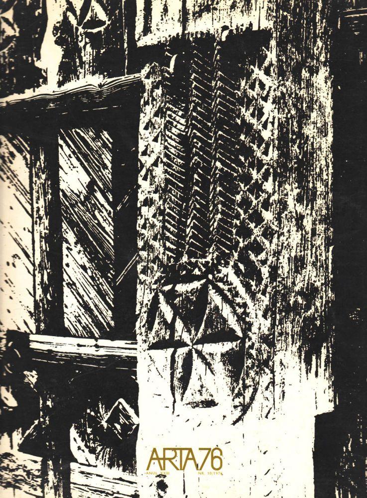 Arta nr 10, 1976