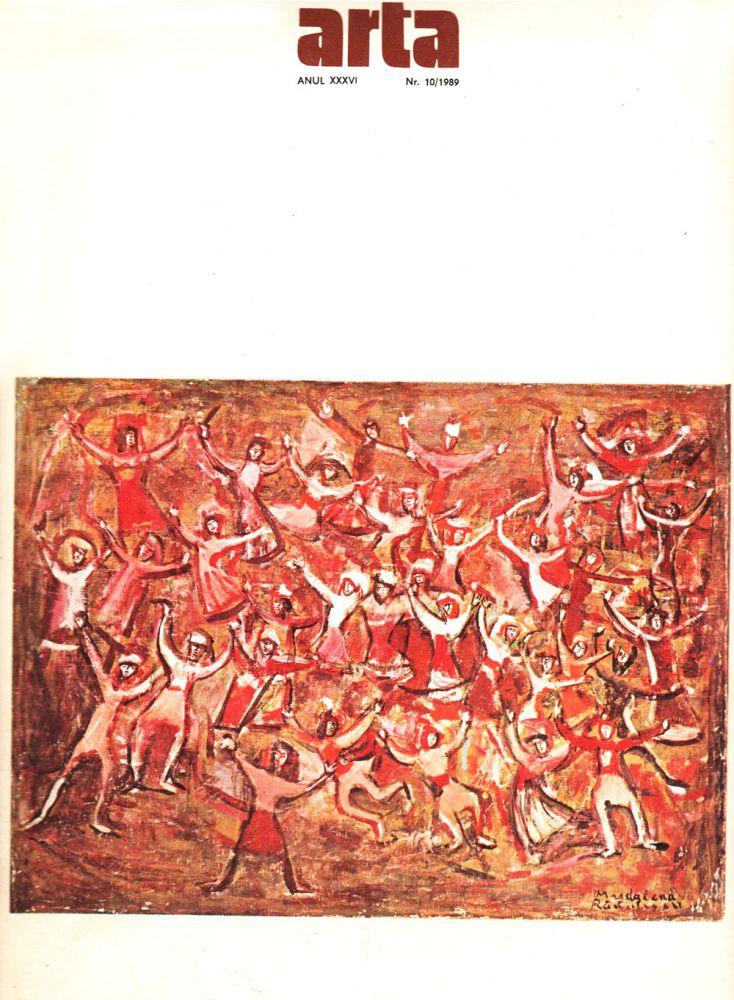 Arta nr 10, 1989