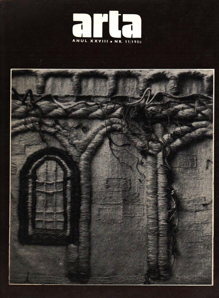 Arta nr 11, 1980