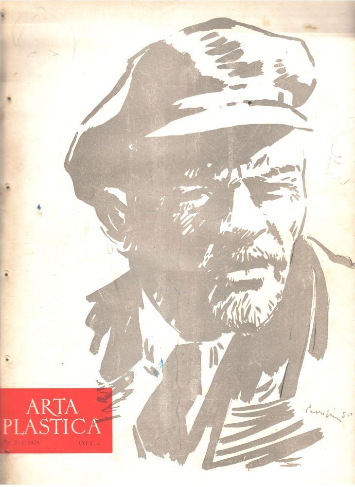 Arta nr 3-4, 1958