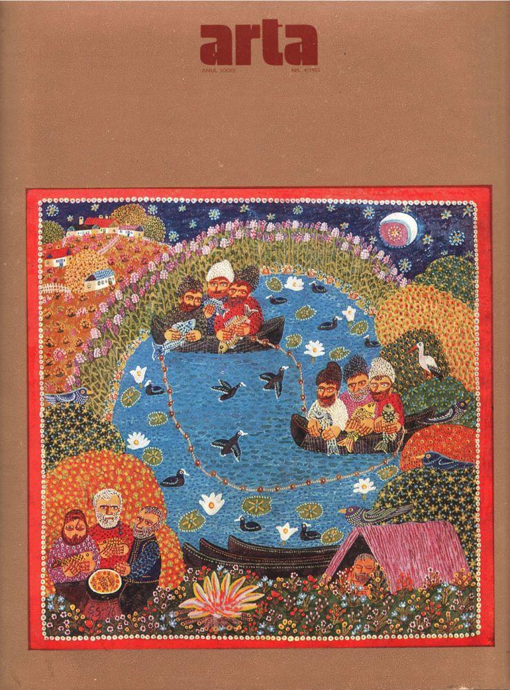 Arta nr 4, 1985