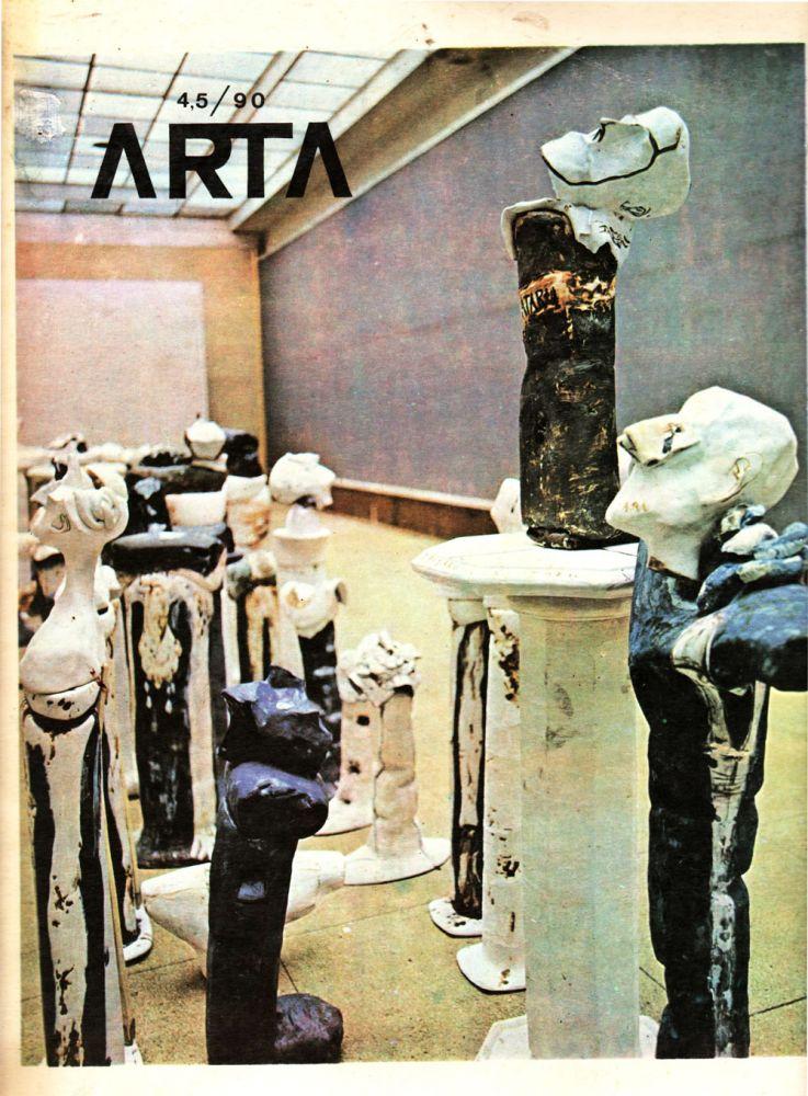 Arta nr 4-5, 1990