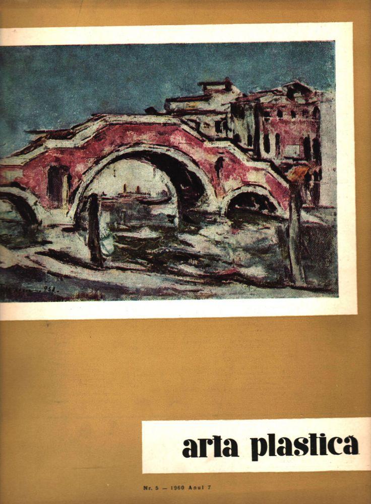 Arta, nr 5, 1960