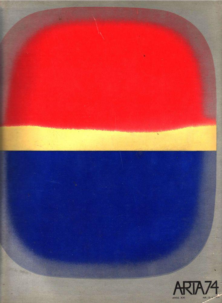 Arta nr 5-6, 1974