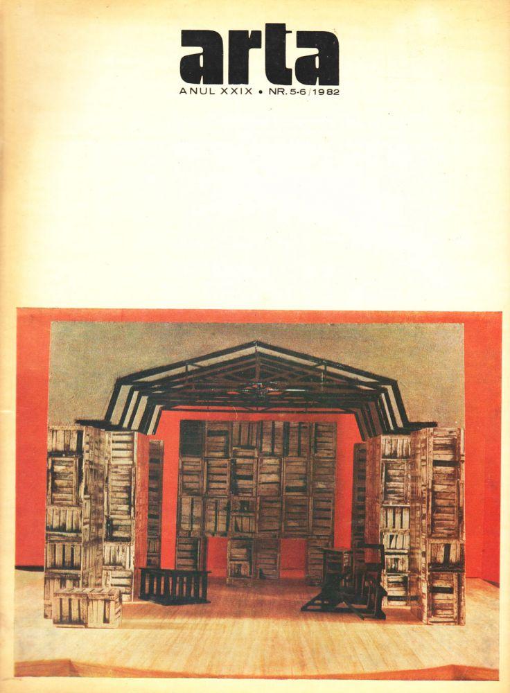 Arta nr 5-6, 1982