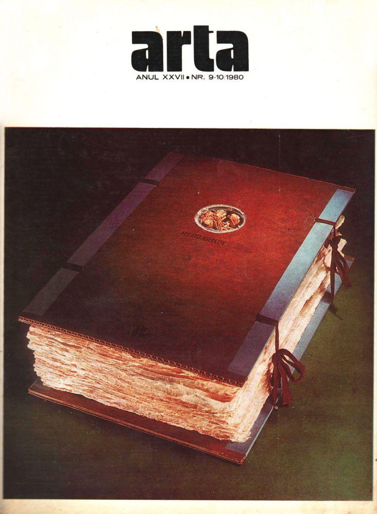 Arta nr 9-10, 1980