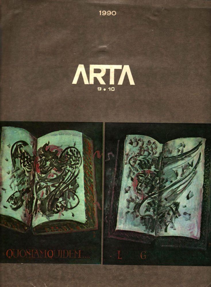 Arta nr 9-10, 1990