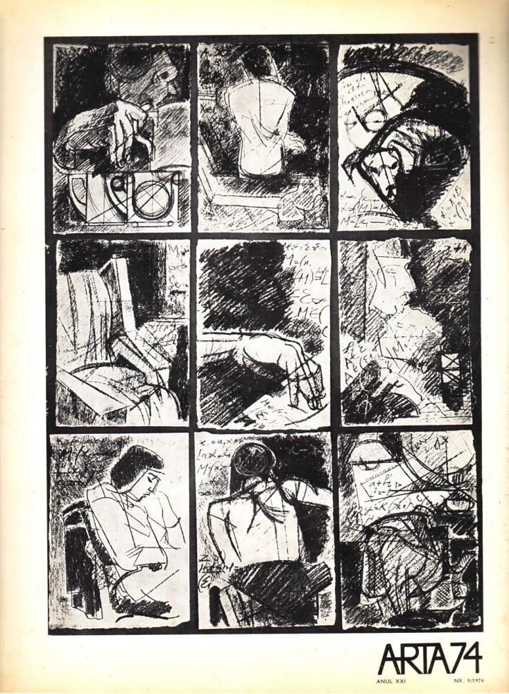 Arta nr 9, 1974