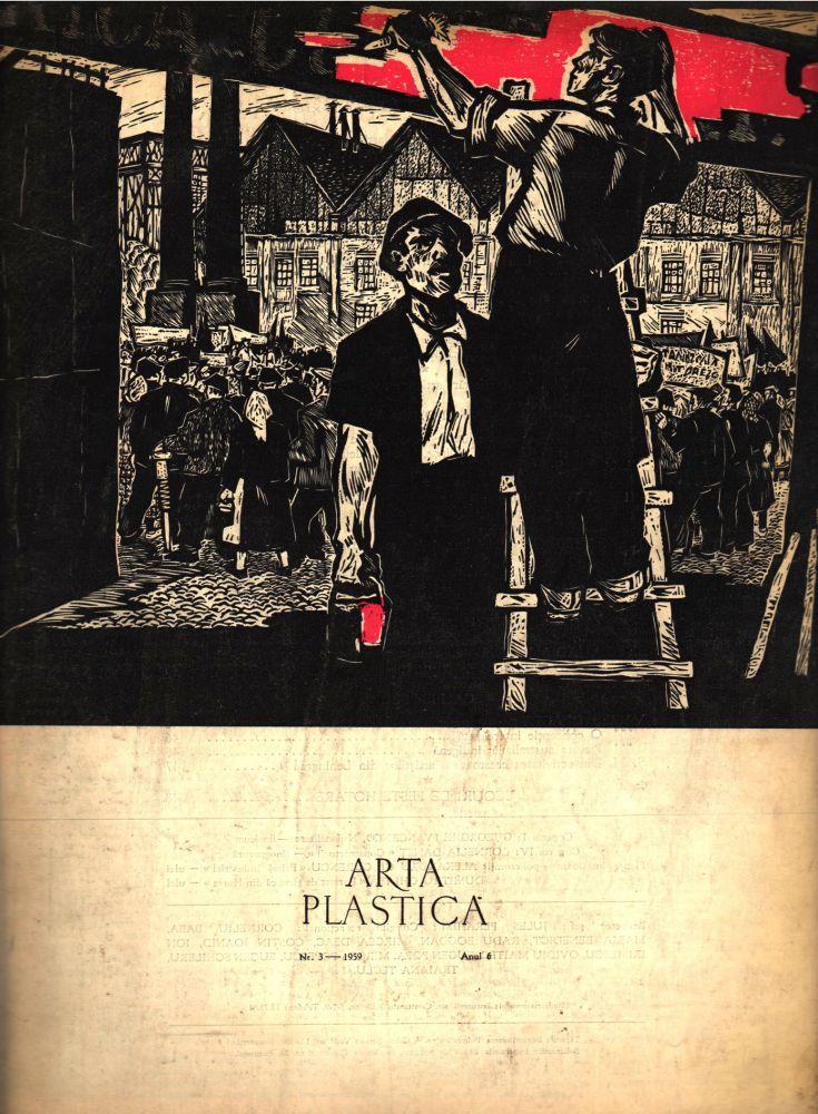 Arta plastica nr 3, 1959