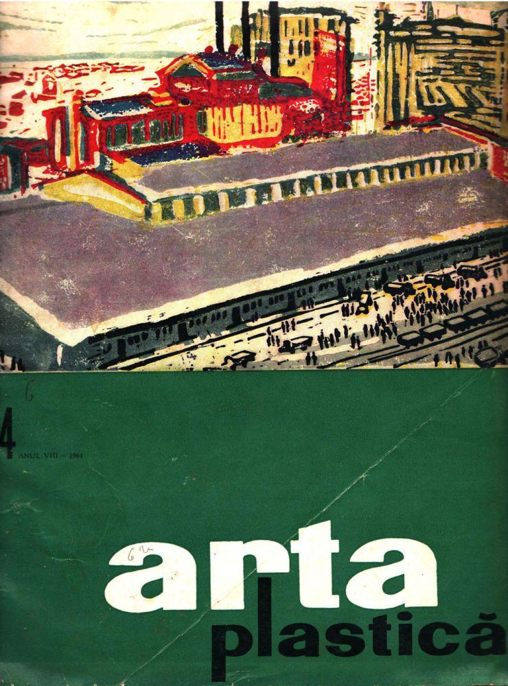 Arta plastica nr 4, 1961