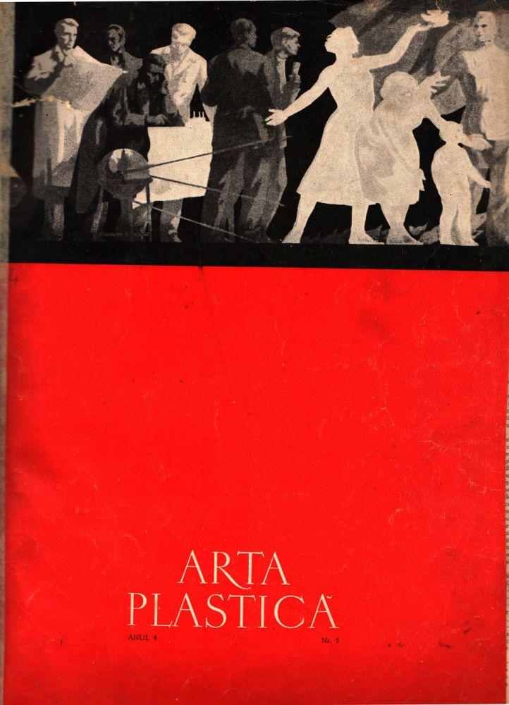 Arta plastica nr 5, 1957
