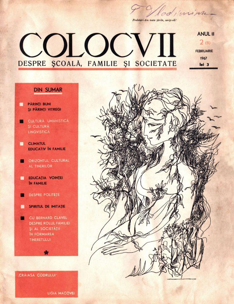Colocvii nr 2 1967