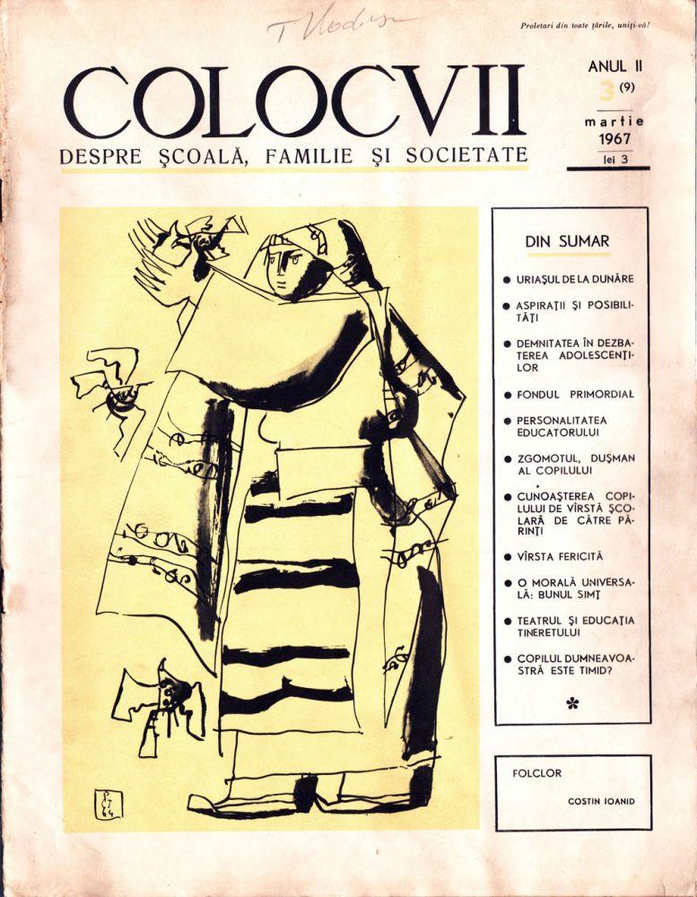 Colocvii nr 3 1967