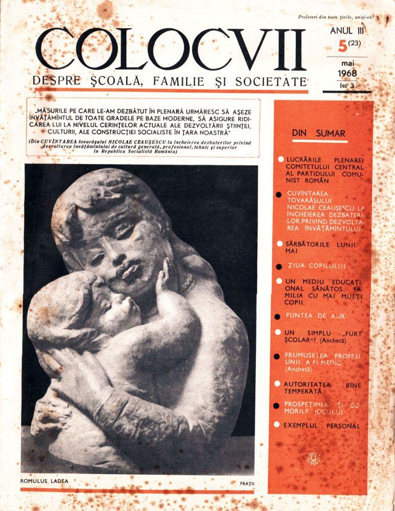 Colocvii nr 5 1968
