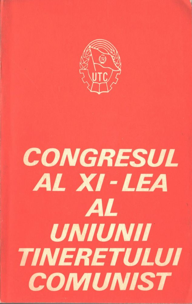 Congresul Al XI-lea al UTC, Editura politica, 1981