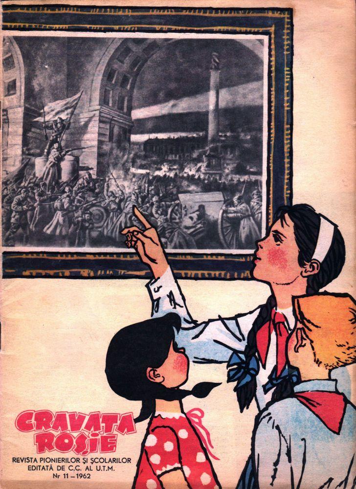 Cravata Rosie nr 11 1962