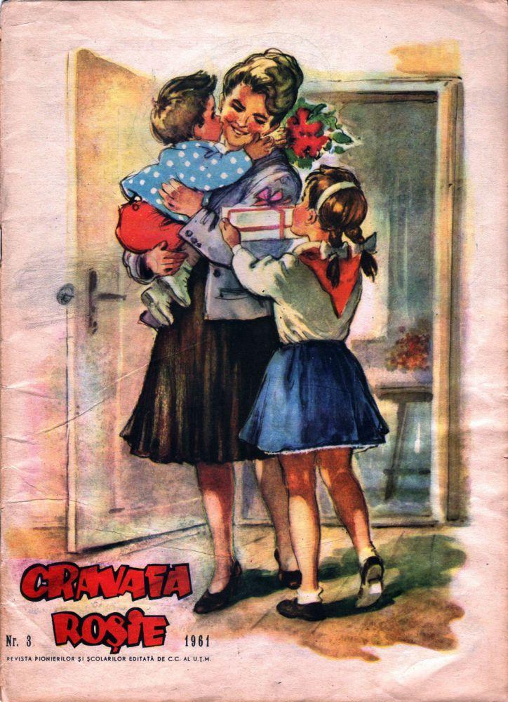 Cravata Rosie nr 3 1961