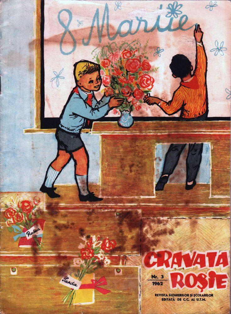 Cravata Rosie nr 3 1962