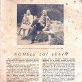Cravata Rosie nr 4 1955