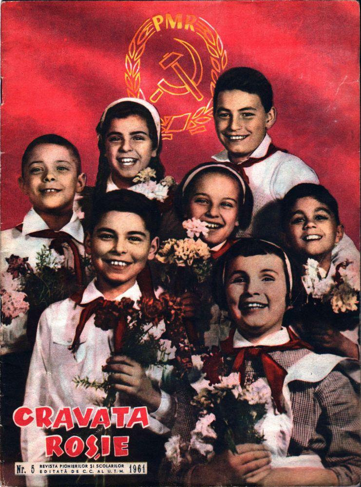 Cravata Rosie nr 5 1961