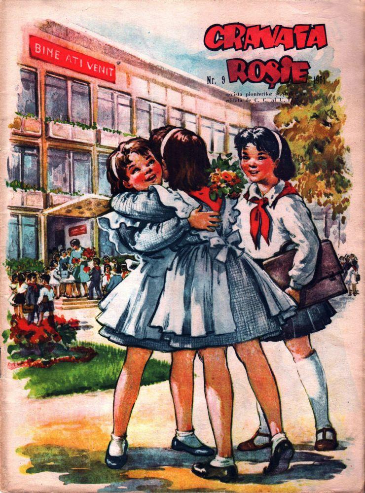 Cravata Rosie nr 9 1961
