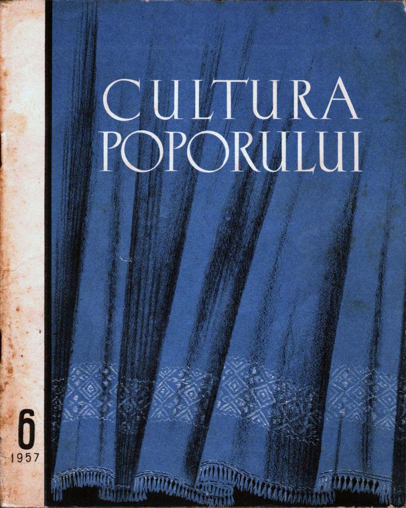 Cultura poporului nr 6, 1957