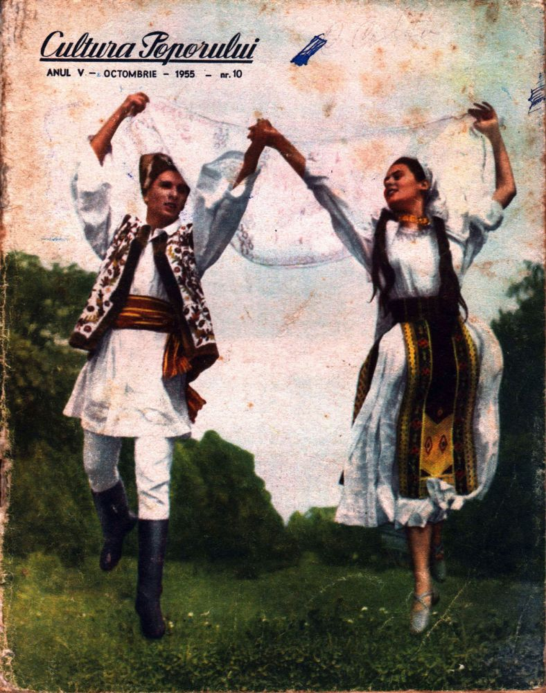 Cultura populara nr 10, octombrie 1955