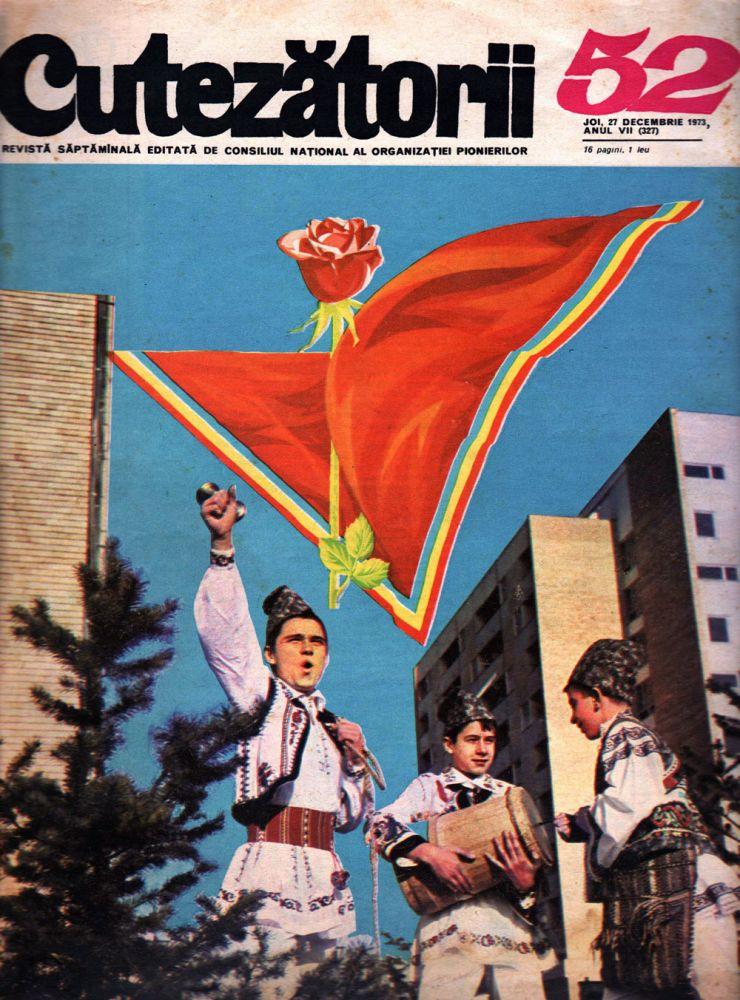 Cutezatorii decembrie 1973