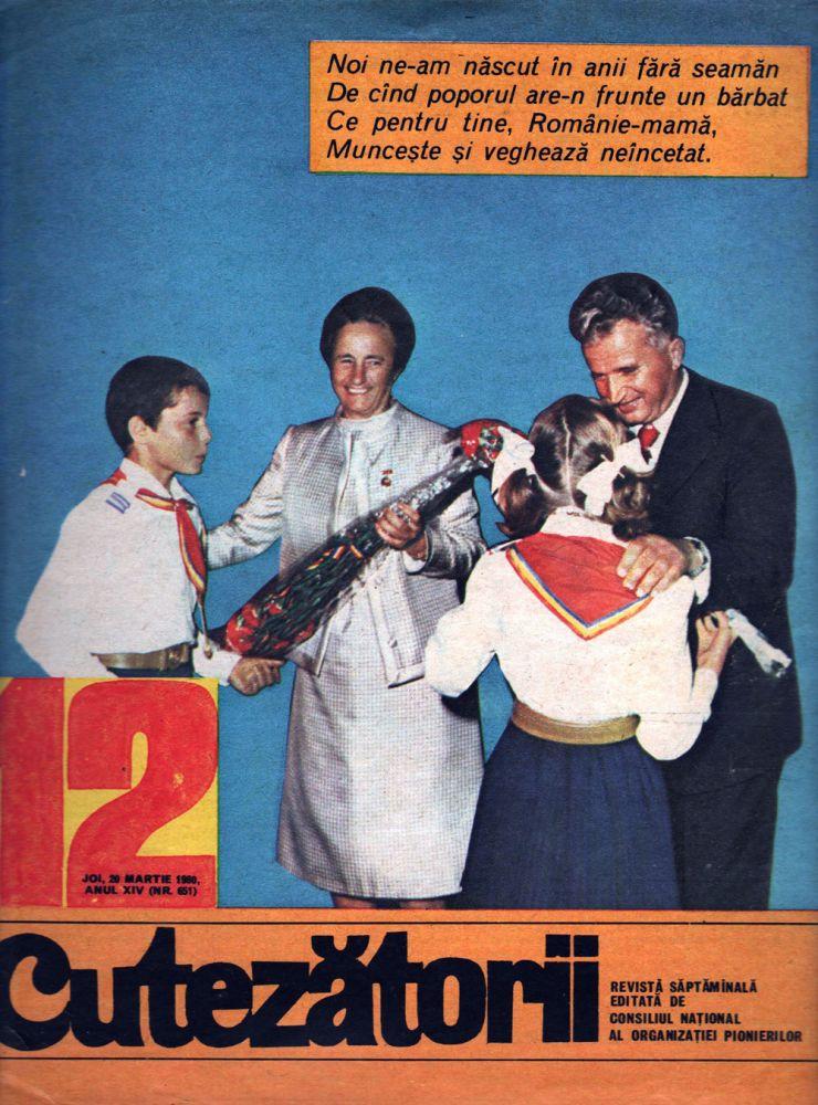 Cutezatorii martie 1980