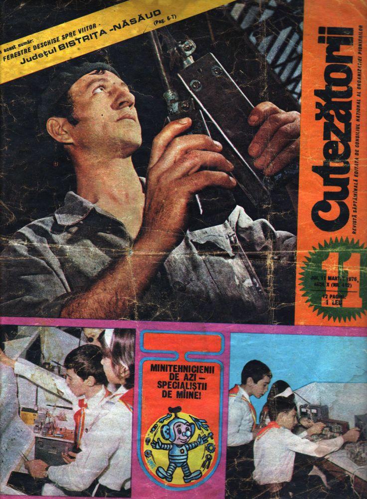 Cutezatorii nr 11 1976