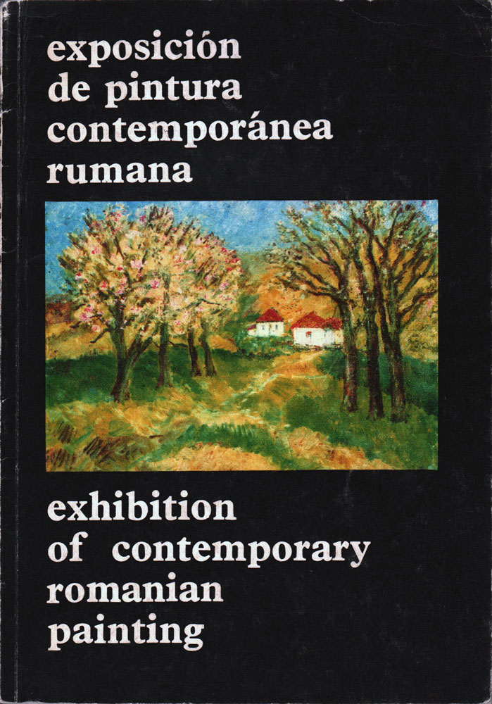 Exhibition of Contemporary Romanian Painting, 1973
