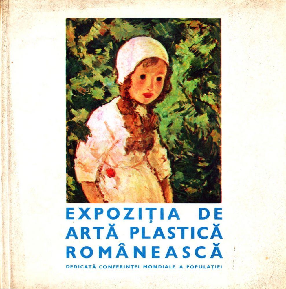 Expoziția de artă plastică românească dedicată conferinței mondiale a populației, 1974