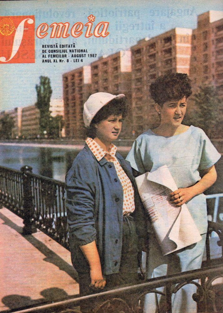 Femeia, august, 1987