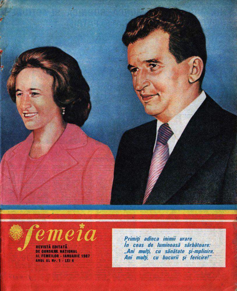 Femeia ianuarie 1987