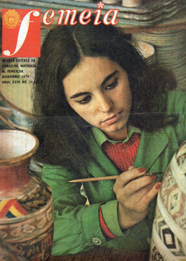 Femeia, noiembrie 1976