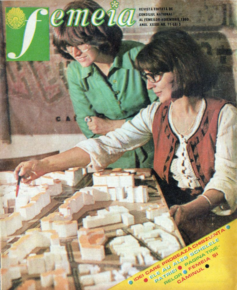 Femeia noiembrie 1980