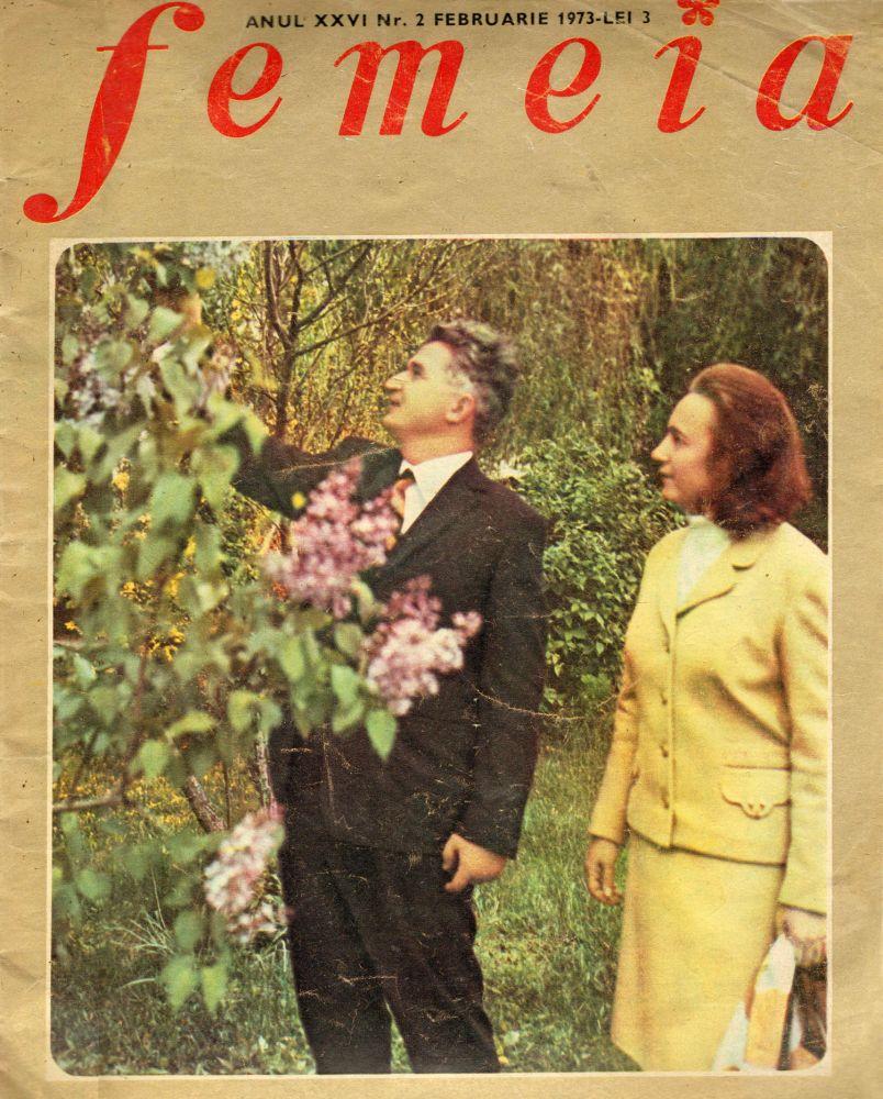 Femeia, nr 2 februarie, 1972