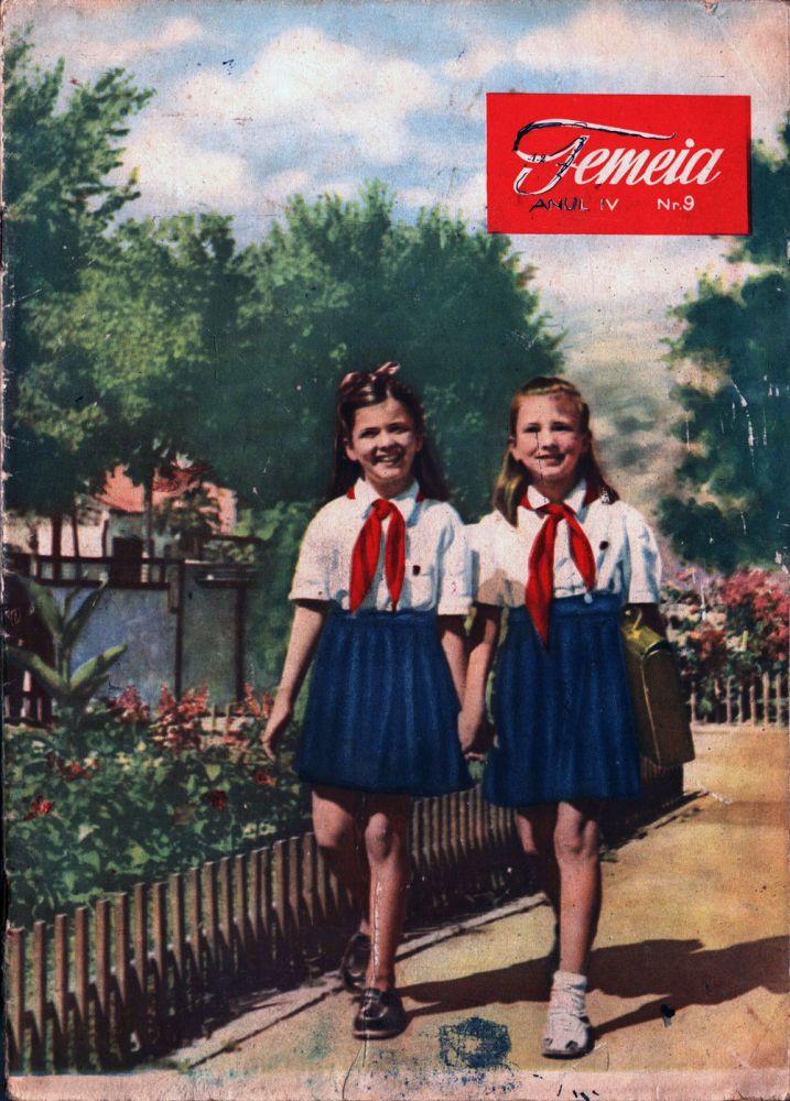 Femeia nr 9 septembrie 1951