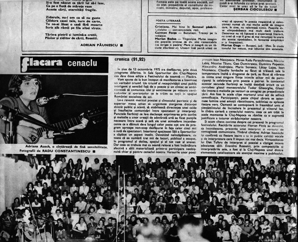 Flacara 18 octombrie 1975 1