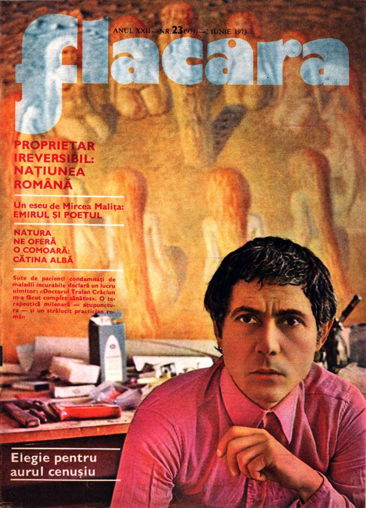Flacara nr 23 iunie 1973