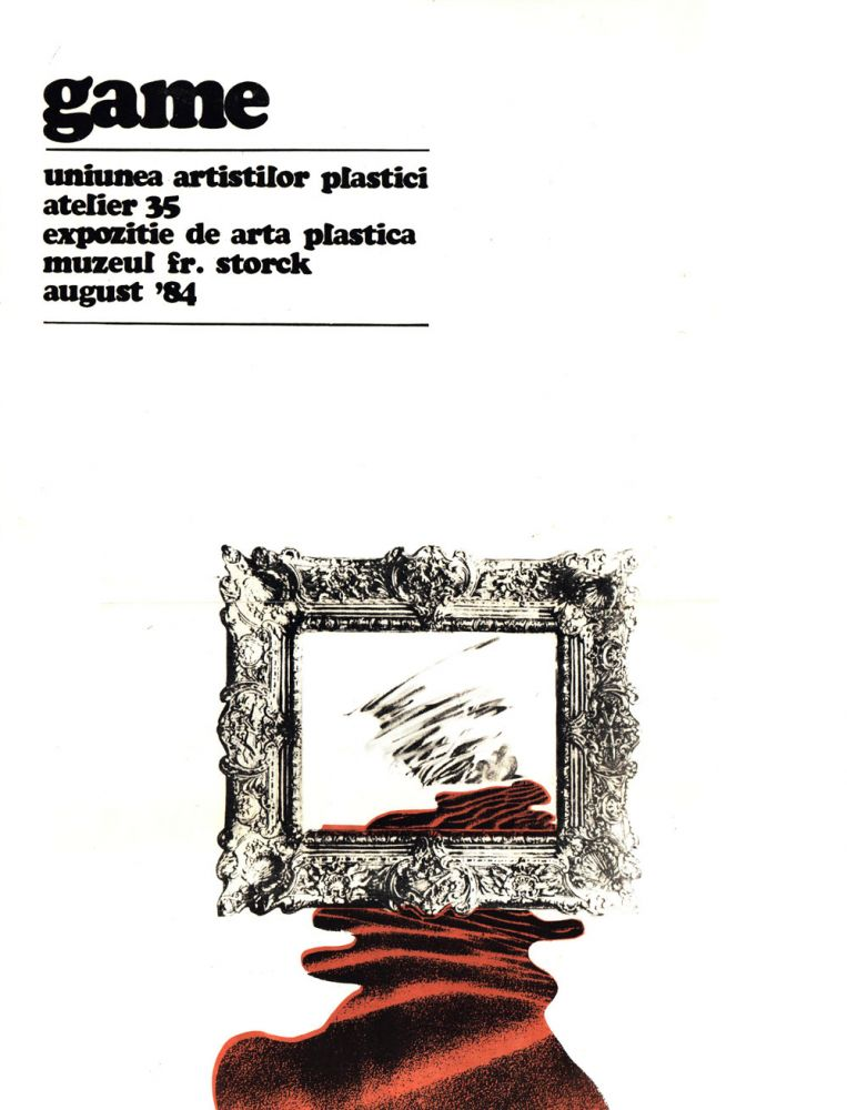 Game, Atelier 35, august 1984