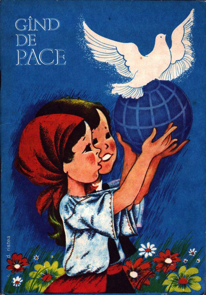 Gind de pace, Organizatia Pionierilor din RSR, Consiliul National