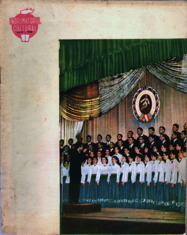 Indrumatorul cultural nr 10 1956