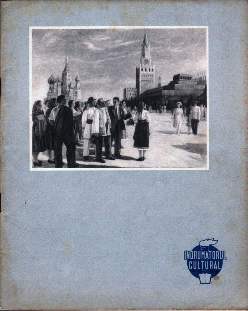 Indrumatorul cultural nr 10 1958
