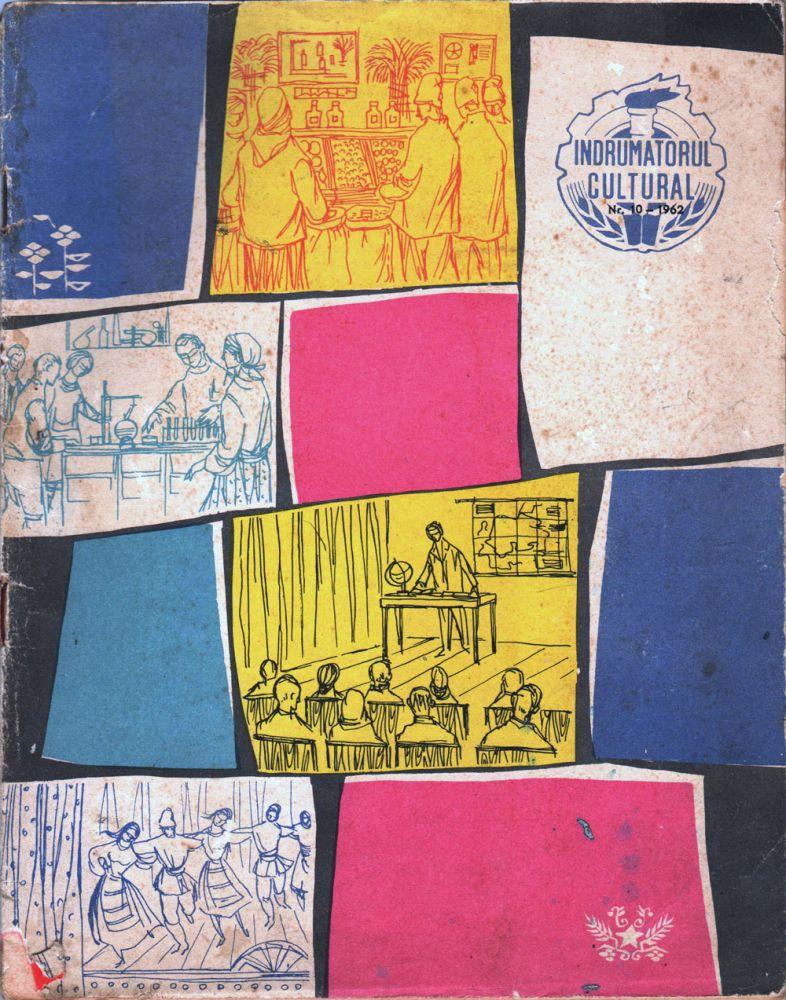 Indrumatorul cultural nr 10 1962