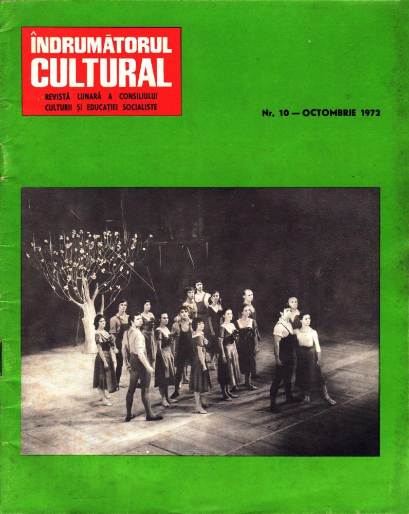 Indrumatorul cultural nr 10 1972