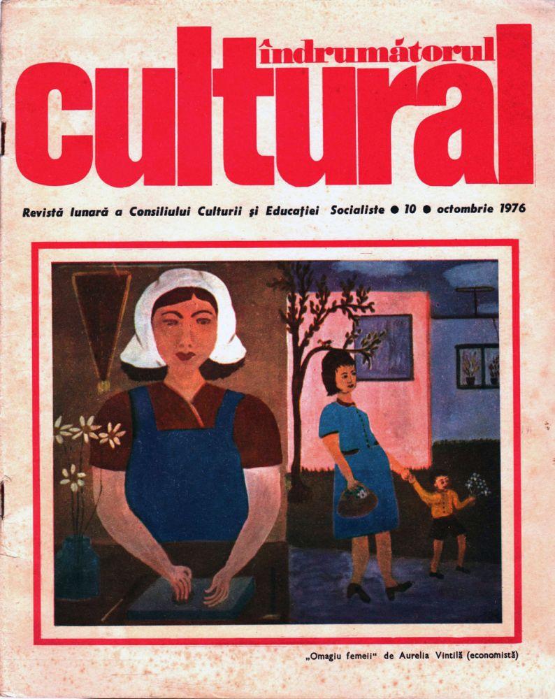 Indrumatorul cultural nr 10 1976