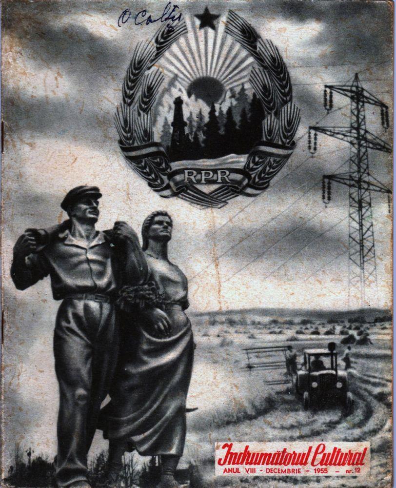 Indrumatorul cultural nr 12 decembrie 1955