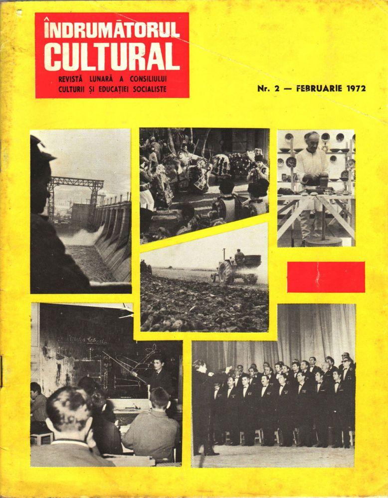 Indrumatorul cultural nr 2 februarie 1972